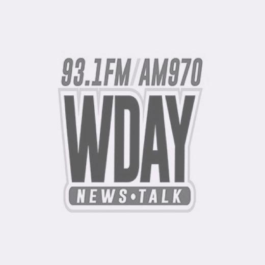WDAY News & Talk radio – 93.1 FM / AM 970